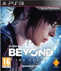 Beyond: Two Souls [PEGI Edition] (PS3)