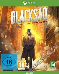 Blacksad: Under the Skin [Limited uncut Edition] (Xbox One)