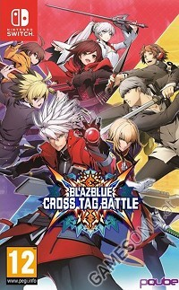 BlazBlue Cross Tag Battle (Nintendo Switch)