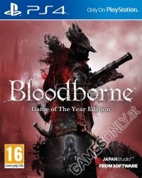 Bloodborne GOTY [EU uncut Edition] (Erstauflage) (PS4)