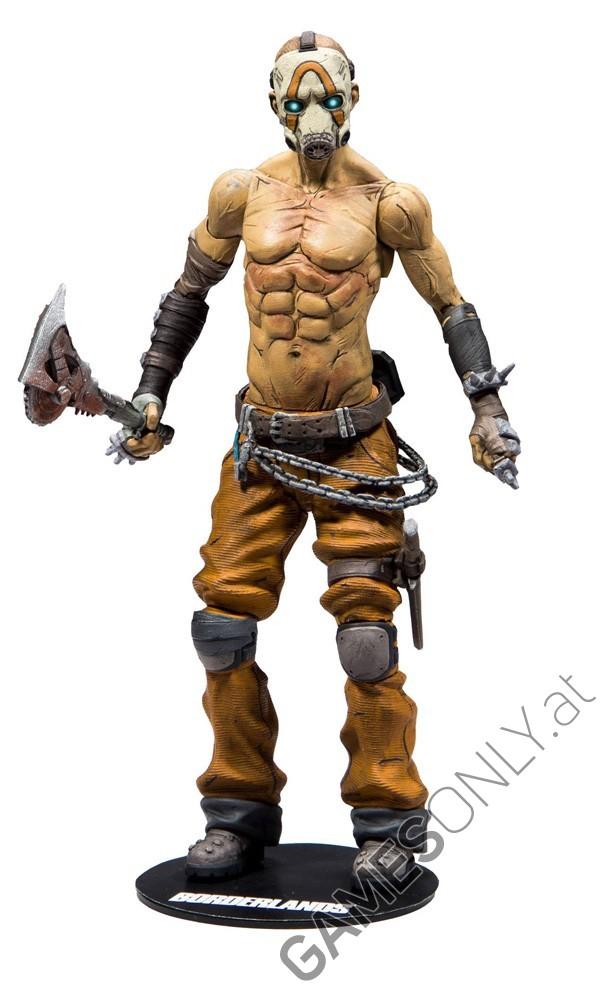 Borderlands 3: Actionfigur Psycho (18 cm) - Limitierte Auflage (Merchandise)