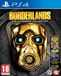 Borderlands: The Handsome Collection [uncut Edition] (PS4)