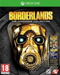 Borderlands: The Handsome Collection [uncut Edition] (Xbox One)