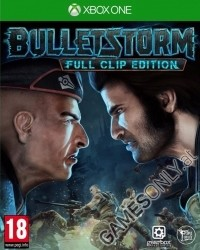 Bulletstorm Full Clip Edition [uncut Edition] (Xbox One)