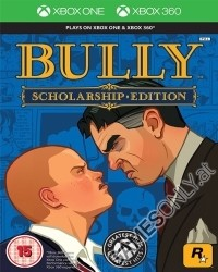 Bully Scholarship Edition Game [uncut Edition] - Cover beschädigt (Xbox One)