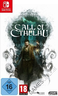 Call of Cthulhu: The Official Video Game (Nintendo Switch)