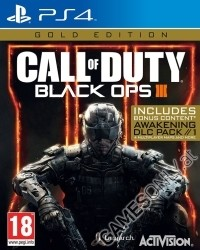 Call Of Duty: Black Ops 3 [Gold EU uncut Edition] (PS4)