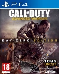 Call of Duty Advanced Warfare [Day Zero AT uncut Edition] inkl. Arsenal 4er DLC Pack (PS4)