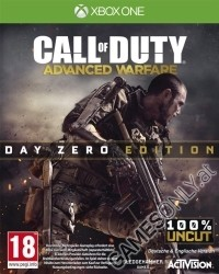 Call of Duty Advanced Warfare [Day Zero uncut Edition] inkl. Arsenal 4er DLC Pack (Xbox One)