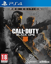 Call of Duty: Black Ops 4 [PRO uncut Edition] (PS4)