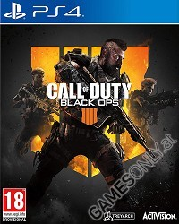 Call of Duty: Black Ops 4 [uncut Edition] (PS4)