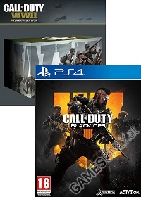 Call of Duty: Black Ops 4 [uncut Edition] + Valor Collection (PS4)