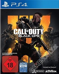 Call of Duty: Black Ops 4 [USK] (PS4)