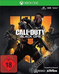 Call of Duty: Black Ops 4 [uncut Edition] (Xbox One)