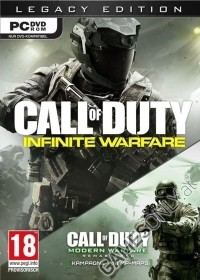 Call of Duty: Infinite Warfare [AT Limited Legacy Zombie uncut Edition] inkl. Bonus DLC (PC)