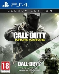 Call of Duty: Infinite Warfare [AT Limited Legacy Zombie uncut Edition] inkl. Bonus DLC (PS4)