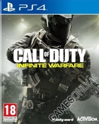 Call of Duty: Infinite Warfare [AT Zombie uncut Edition] inkl. Bonus DLC (PS4)