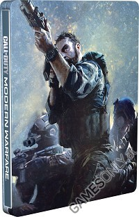 Call of Duty: Modern Warfare Sammler Steelbook (limitierte Auflage) (Merchandise)