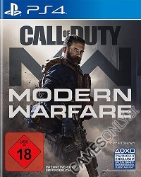 Call of Duty: Modern Warfare [Bonus uncut Edition] (PS4)