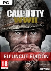 Call of Duty: WWII [EU Symbolik/Gore Bonus uncut Edition] (PC)