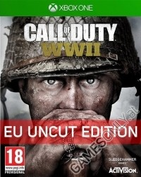 Call of Duty: WWII [EU Symbolik/Gore Bonus uncut Edition] (Xbox One)