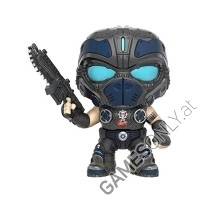 Clayton Carmine Gears of War POP! Vinyl Figur (10 cm) (Merchandise)