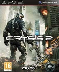 Crysis 2 [uncut Edition] (PS3)