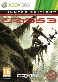 Crysis 3 [AT Hunter uncut Edition] (Xbox360)