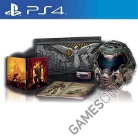 DOOM Eternal [Collectors Bonus uncut Edition] (PS4)