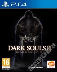 Dark Souls 2 [Scholar of the First Sin EU uncut Edition] (PS4)