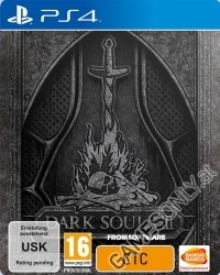 Dark Souls 3 [Apocalypse EU uncut Edition] (PS4)