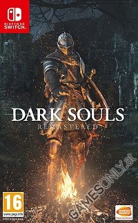 Dark Souls Remastered [D1 Bonus uncut Edition] (Nintendo Switch)