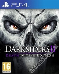 Darksiders 2: Deathinitive [uncut Edition] (PS4)