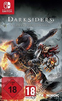 Darksiders Warmastered Edition [uncut Edition] (Nintendo Switch)
