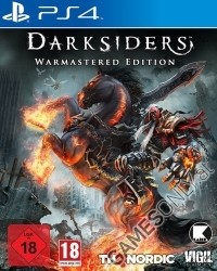 Darksiders Warmastered Edition [uncut Edition] (PS4)