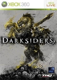 Darksiders: Wrath of War [uncut Edition] - Cover beschädigt (Xbox360)