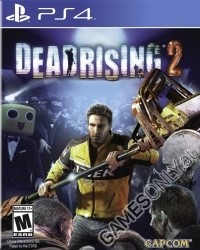 Dead Rising 2 [HD Early Delivery US uncut Gore Edition] (PS4)
