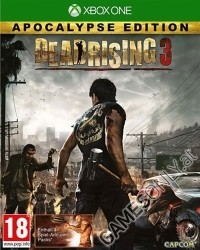 Dead Rising 3 [indizierte Apocalypse uncut Edition] - Cover beschädigt (Xbox One)