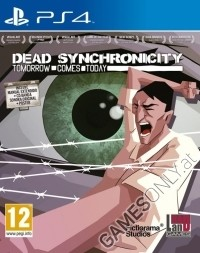 Dead Synchronicity: Tomorrow comes Today [EU uncut Edition] (PS4)