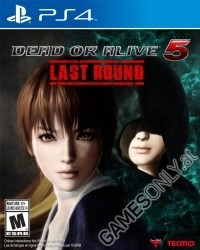 Dead or Alive 5: Last Round [US uncut Edition] (PS4)