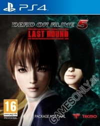 Dead or Alive 5: Last Round [uncut Edition] (PS4)