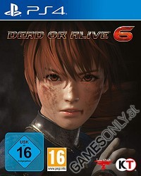 Dead or Alive 6 [uncut Edition] (PS4)