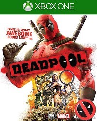 Deadpool [uncut Edition] + Deadpool Schlüsselanhänger (Xbox One)