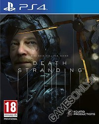Death Stranding [Bonus uncut Edition] (PS4)