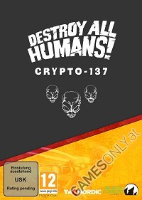 Destroy All Humans! [Crypto-137 Collectors Edition] (Xbox One)