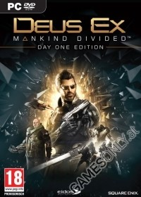 Deus Ex: Mankind Divided [AT D1 Bonus uncut Edition] (PC)
