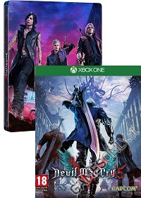 Devil May Cry 5 [Steelbook uncut Edition] (Xbox One)