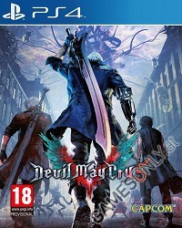 Devil May Cry 5 [uncut Edition] (PS4)