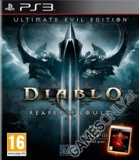 Diablo 3 [Ultimate Evil uncut Edition] inkl. Bonus DLC (PS3)