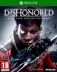 Dishonored: Der Tod des Outsiders  [uncut Edition] (Xbox One)